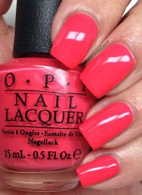 ***Press Sample***  Hello Lovely People,  Today I have for you the swatches for the new OPI collection for Spring/Summer 2014. The Brazil c...
