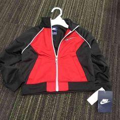 Nike sweat jacket 2T NWT Nike sweat jacket 2T NWT Nike Shirts & Tops Sweatshirts & Hoodies