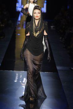 Défile Jean Paul Gaultier Haute couture Automne-hiver 2014-2015 - Look 32