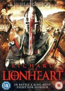 free download  Richard The Lionheart (2013) BluRay 720p 650MB