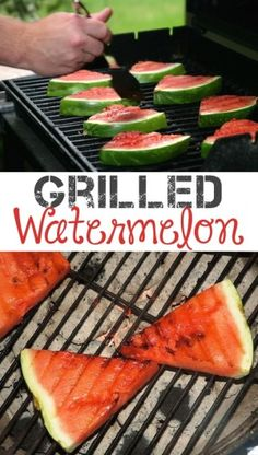 #6. Grilled Watermelon -- 18 Things You Didn't Know You Could Grill