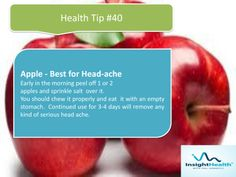 Today's Health Tip