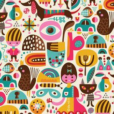 Helen Dardik pattern