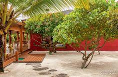 Casa de praia: um refúgio de dar inveja no sul da Bahia - Casa