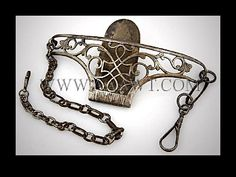 Arms & Accoutrements - Swords - Sword Knots, Belts, & Hangers   Bayonet   Sword Belt Hanger, Hangers, Small Sword, Sword Belt, Armed Conflict, Frogs, Swords, Belts, Cuff Bracelets