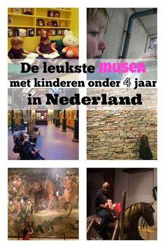 De leukste musea van Nederland om te bezoeken met peuters en kleuters. Zoals het kinderboekenmuseum, legermuseum, Spoorwegmuseum, Nijntje Museum en zelfs het Rijksmuseum in Amsterdam - Mamaliefde.nl: