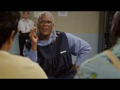 Oh, Madea! There is something wrong with you if you don't love this woman.