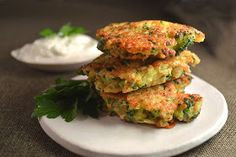 Jilly...Inspired : Broccoli Cheddar Jalapeno & Quinoa Fritters