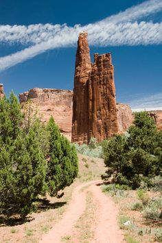 Spider Rock in Canyon de Chelly beautiful been there