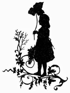 Hi Everyone and welcome,   Today I have some pretty silhouttes from old books for you. Have fun using them in your projects.   Much love a...