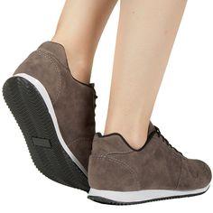 Tênis chumbo de camurça Taquilla - Taquilla - Loja online de sapatos femininos