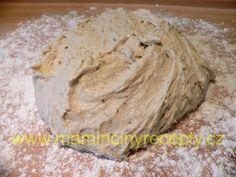 Bezlepkový křupavý chleba Salt, Bread, Baking, Food, Brot, Bakken, Essen, Salts, Meals