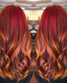 Sunset hair                                                                                                                                                                                 More
