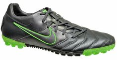 New Nike5 Bomba Pro TF Mens Turf / AG Soccer Cleats Shoes - Black / Green