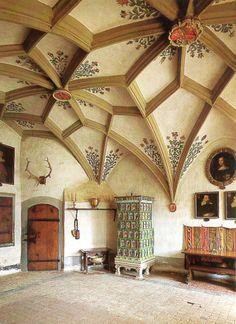 Eltz Castle in Trier, Germany