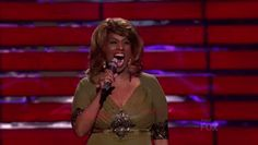 Jennifer Holliday on American Idol