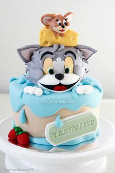 So cute tom and jerry