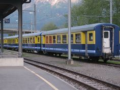 Berner Oberland Train | Love & Adventure