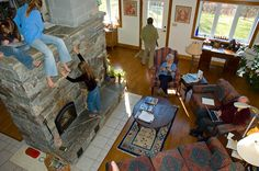 """""""Off the Grid"""" (Energy sufficiency in Southern Vermont) 