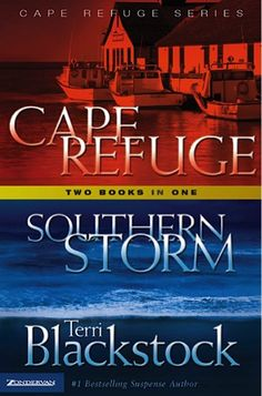 Bargain e-Book 2-Pack: Cape Refuge and Southern Storm {by Terri Blackstock} ~ $1.99!! #kindle #ebooks