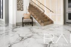 Epoxy Concrete Floor, Epoxy Floor Basement, Metallic Epoxy Floor, Concrete Coatings, Stained Concrete, Home Remodeling Diy, Basement Remodeling, Basement Ideas, Utah Parade Of Homes