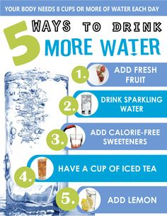 #DrinkMoreWater to #BeatTheHeat and stay better hydrated!