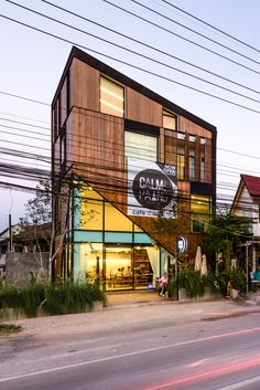 Gallery of Calm Paang / Full Scale Studio - 6