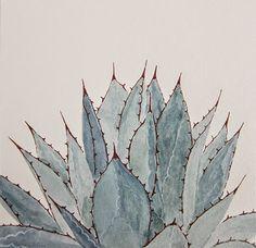 Blue Agave by Claudia Calderas
