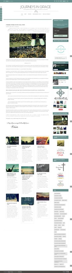 Blog Makeover for Da