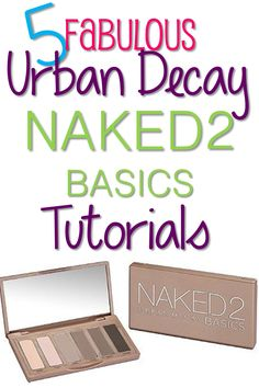 I am a huge fan of the Urban Decay Naked palettes! When I saw that Urban Decay was coming out with a new basics palette, I couldn't wait to get my hands on it. The original Naked Basics is m…