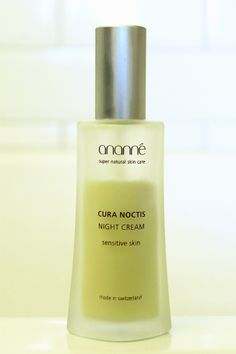 Japanese Layering with vegan & cruelty-free products – Ananné Cura Noctis Night Cream *ONCE UPON A CREAM Vegan Beauty Blog*