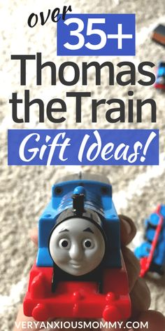 49e569e8049 The Ultimate Gift Guide for Thomas-Obsessed Toddlers - Over 35+ Thomas the  Train Gift Ideas