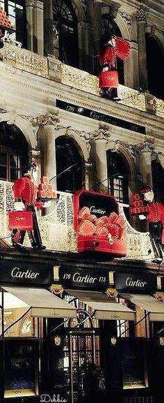 Cartier,  London ~ Debbie ❤