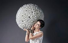 plastic bottle sphere. how cooool?