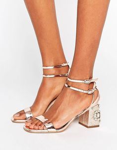 LOVE this from ASOS! #promheelscinderella