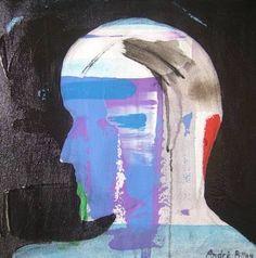 "Saatchi Art Artist André Pillay; Painting, ""perfume ii"" #art #paintings  #SaatchiArt  #abstractrart"