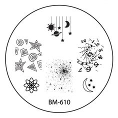 """2014 """"Create Your Own"""" Collection - BM610: Atoms Create"""