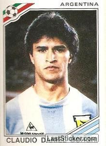 Claudio Daniel Borghi (Argentina)