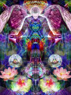 symphonyofthecosmos:  You are more than just a human being, much more. For within your heart is a place, a sacred place, where the world can literally be remade through conscious co-creation.