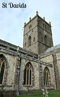 St Davids in Wales is both the smallest city in Great Britain and the peninsula on which that city is located.  It's a great place for hiking.