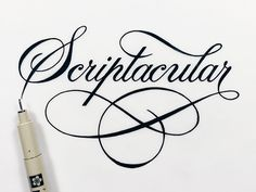 Inspired to make up my own scriptalicious word, scriptacular.  Thanks again @Matt Vergotis for the inspiration on this one.