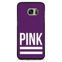 Pink Purple Victoria's Secret Phonecase Cover Case For Samsung Samsung Galaxy S4