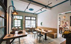 毛房蔥柚鍋餐廳!台南 60 年荒廢老屋改造 - DECOmyplace 新聞