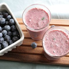 Super Fruit Bliss Green Smoothie recipe