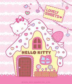 Wallpaper cute kawaii hello kitty Ideas for 2019