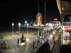 Ocean City, Maryland - Boardwalk. another one of my favorite places.