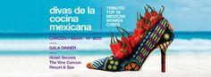 """GalaDivas """"Divas de la Cocina Mexicana"""" reúne a 10 de las mejores chefs de México en una exquisita cena de 5 tiempos que enaltece la cultura y tradición mexicana a nivel mundial en un evento único. Si deseas asistir no olvides contactarnos!"""