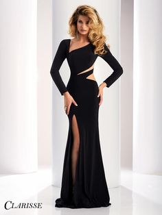 Clarisse Couture Dress 4859