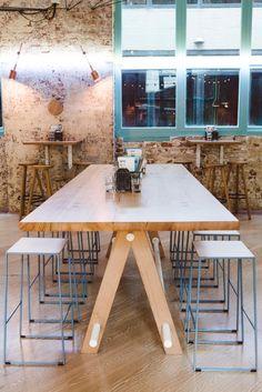 Fonda Mexican restaurant in Melbourne, Australia / by Techné Architecture + Interior Design (photo by Tom Blachford)
