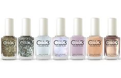 Color Club New Rules of Engagement Collection Spring 2016 Nail Lacquer Set of 7